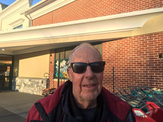 Dan Strauss, who has been a Yorktown resident for 52 years.