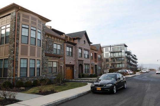 Hudson Harbor condominiums in Tarrytown on Jan. 16, 2019.