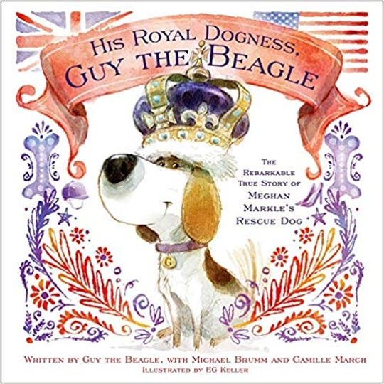 "Barnes & Noble in Poughkeepsie has a fun event for kids based around the new book ""His Royal Dogness, Guy The Beagle."""