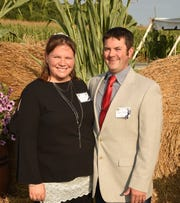 The farmo which Ryan Schleis and his wife, Tasha, oeprate has been in the Schleis family since 1916. The Schleis' have worked hard to increase the Kewaunee County farm's sustainability and longevity.  Their are hopeful that their three children will develop a long-term interest in the farm.