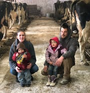 Community service has always been a priority for Jon and Holly White of Edgar, Wis.  The couple opens up their farm for tours for urban families, many of whom have never been on a farm before and are interested in learning.