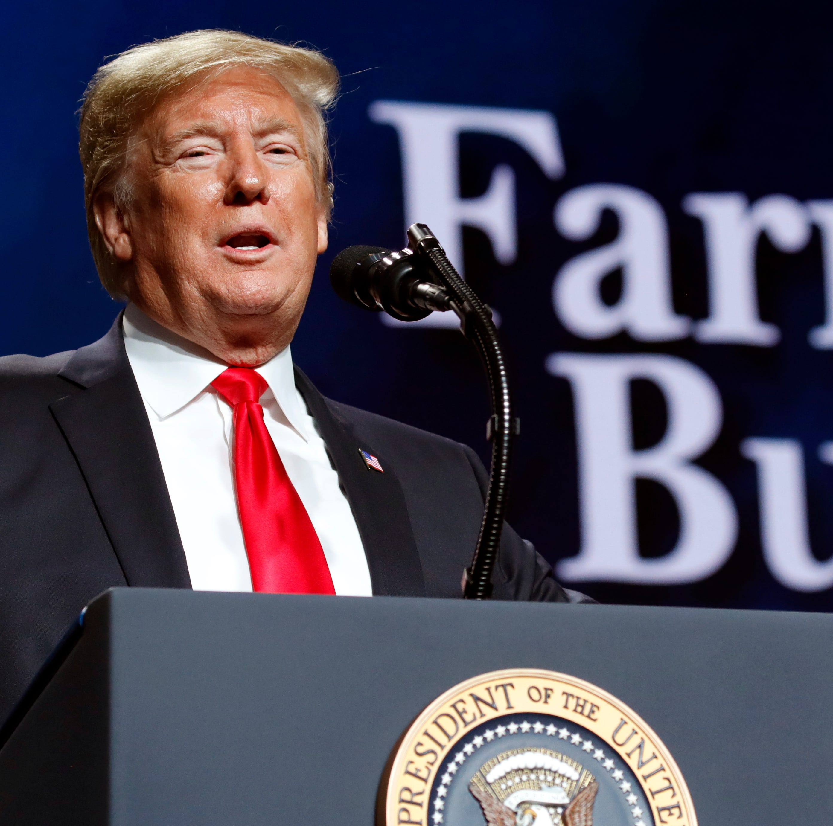 Trump budget seeks subsidy cuts to farmers