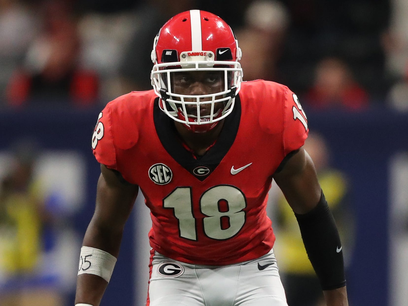 31. Los Angeles Rams — DeAndre Baker, CB, Georgia
