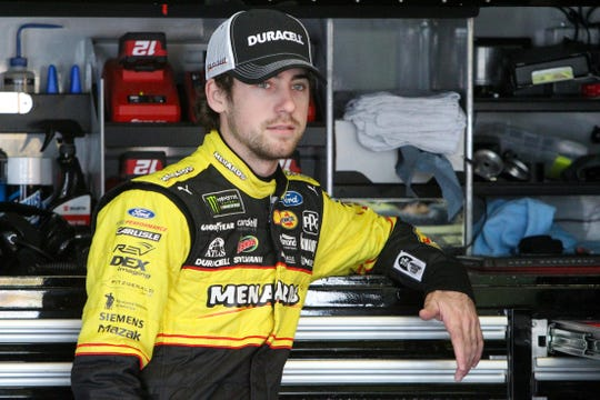 Ryan Blaney has qualified for the 16-driver playoffs in each of the last two years.
