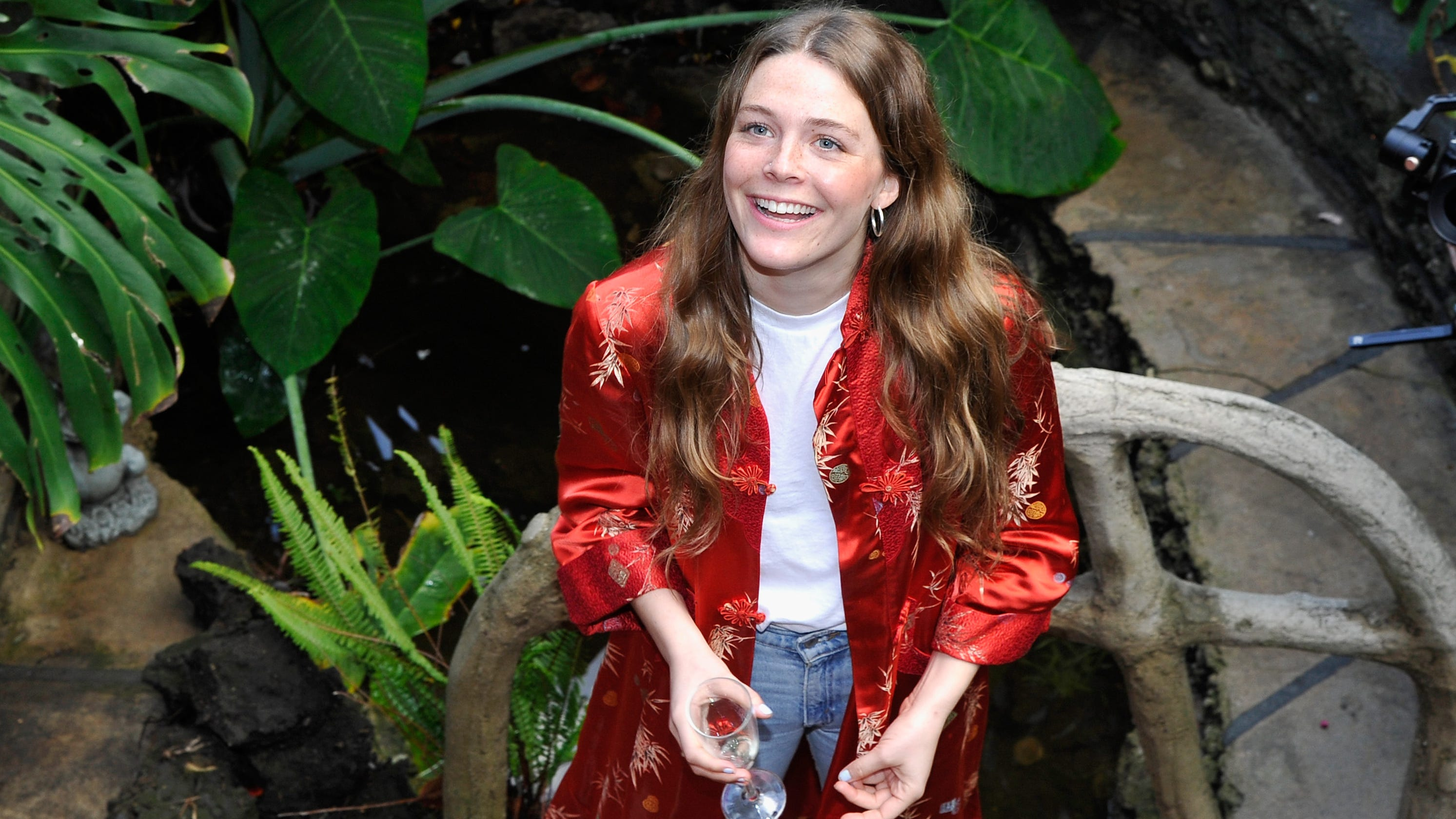 5 things about viral star Maggie Rogers, from Pharrell to 'SNL'
