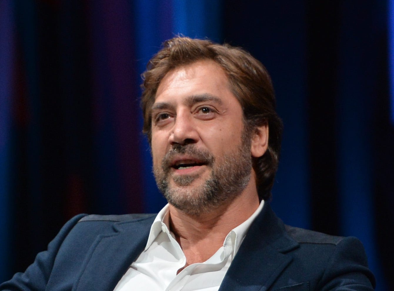 Javier Bardem turns 50 on March 1.