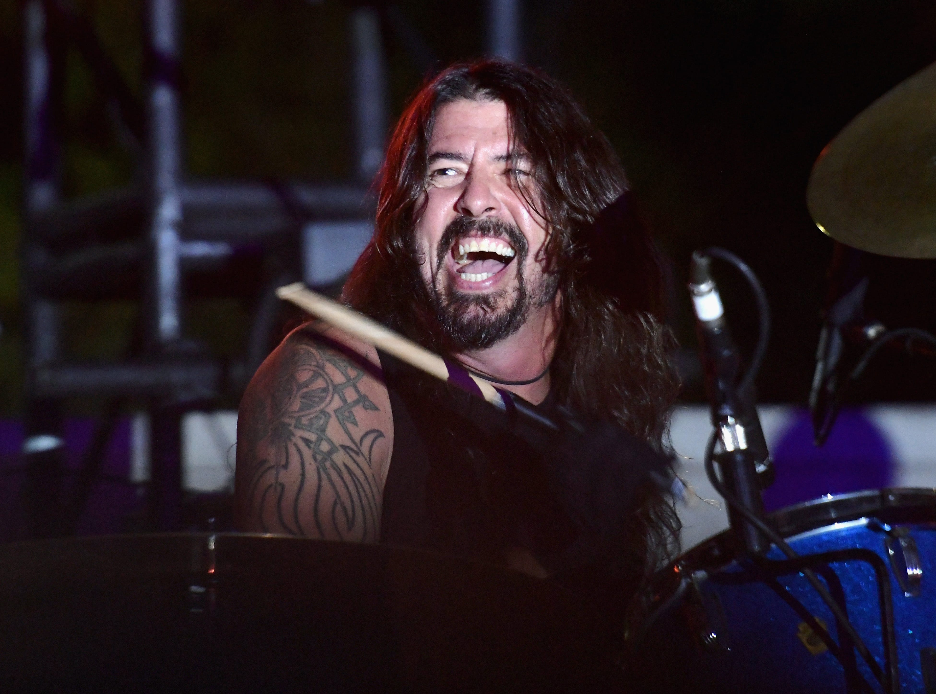 Dave Grohl turns 50 on Jan. 14.