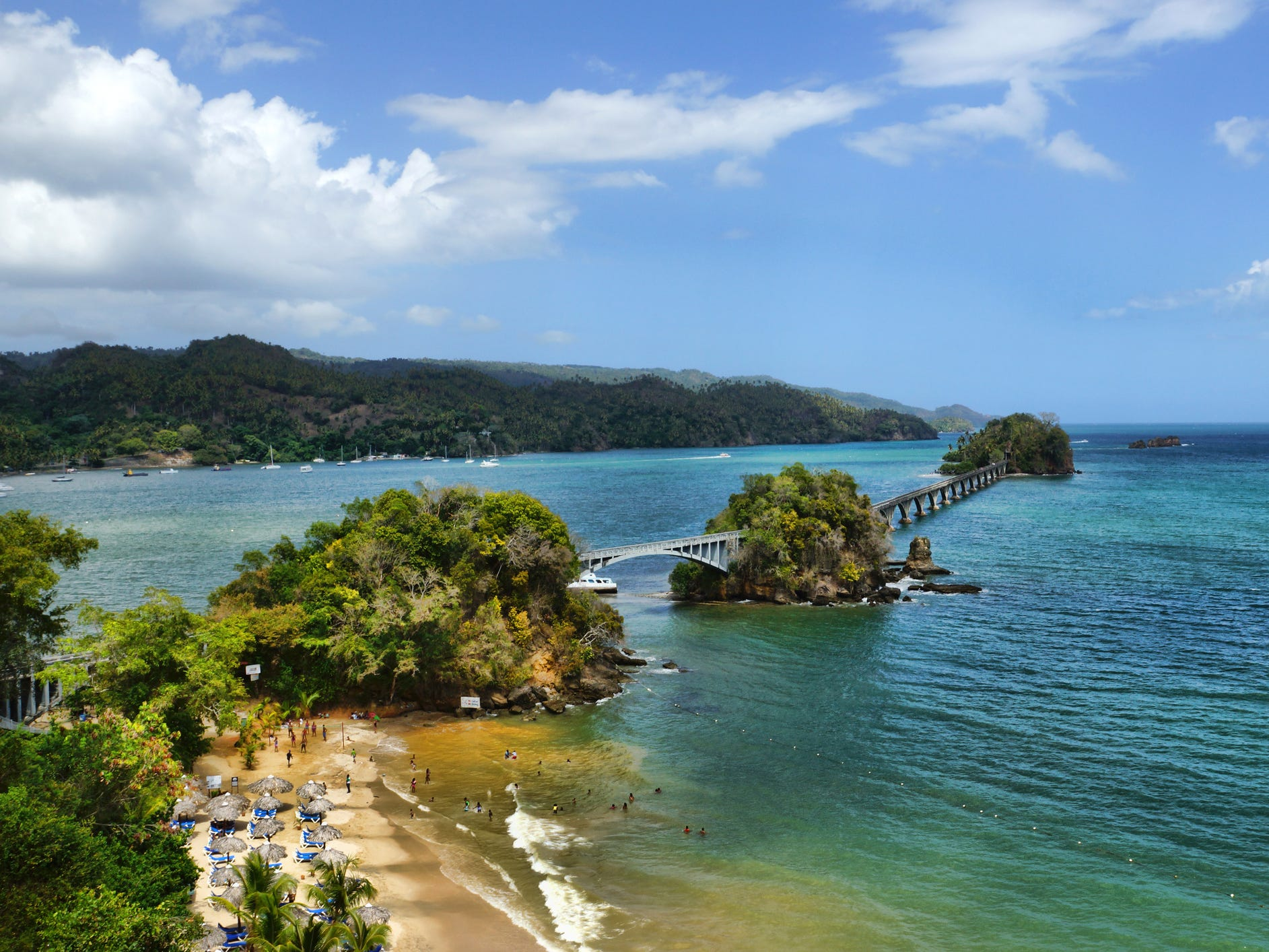 Samana, Dominican Republic: This newer resort area in the Dominican Republic ranks among the cheapest Caribbean spots this year on the Price of Travel Index. With its own airport (built in 2006) and direct routes from Montreal and Toronto, this is a hidden gem of the Caribbean. Uncrowded beaches, whale watching and a national park give this region a well-balanced mix of tropical vacation activities. Visit this year while it's still relatively quiet and prices are cheap.