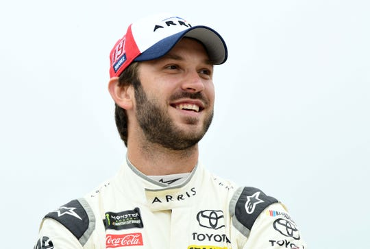 Daniel Suarez will drive for Stewart-Haas Racing in 2019 after departing Joe Gibbs Racing.