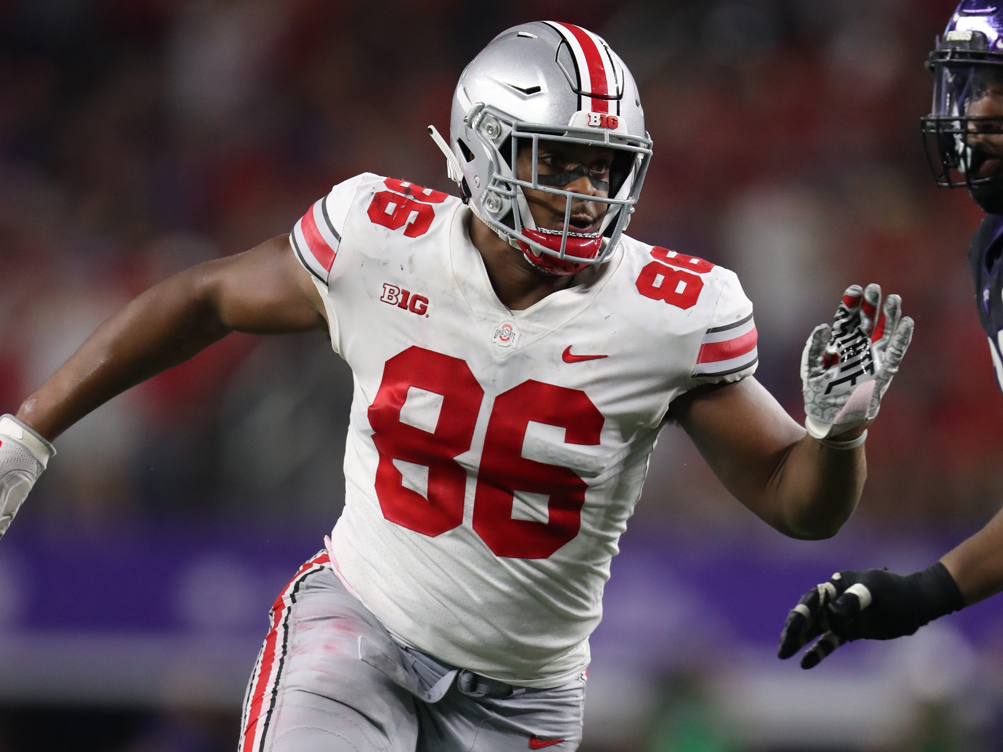 28. Chargers — Dre'Mont Jones, DT, Ohio State