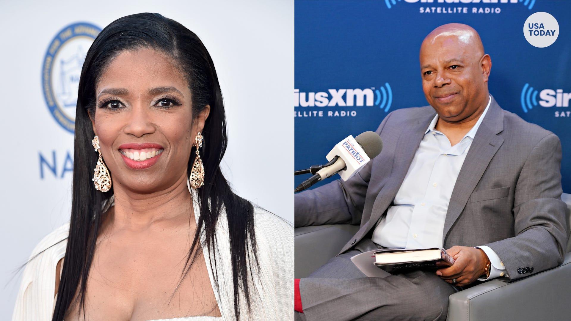 Areva Martin: CNN analyst accuses black radio host of white