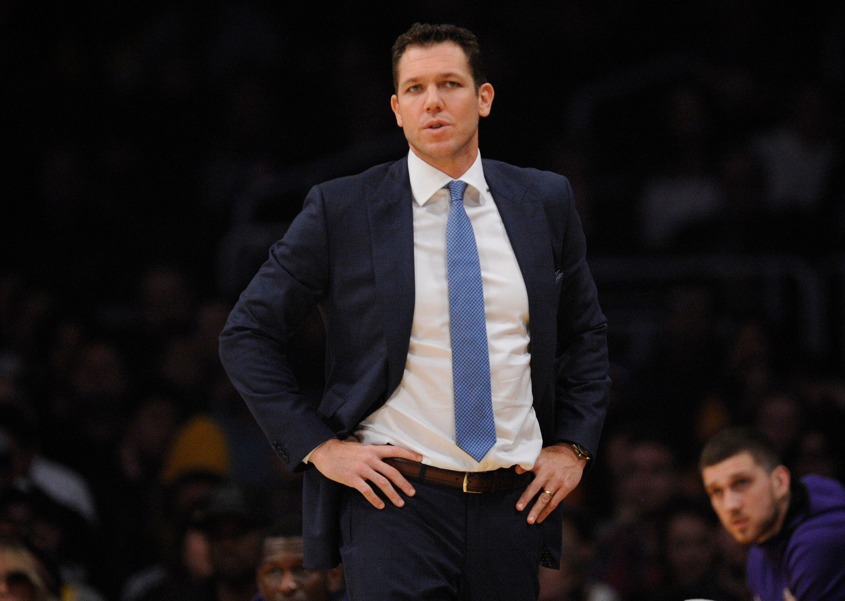 Opinion: Lakers firing Luke Walton would be totally unfair - but that won't save him