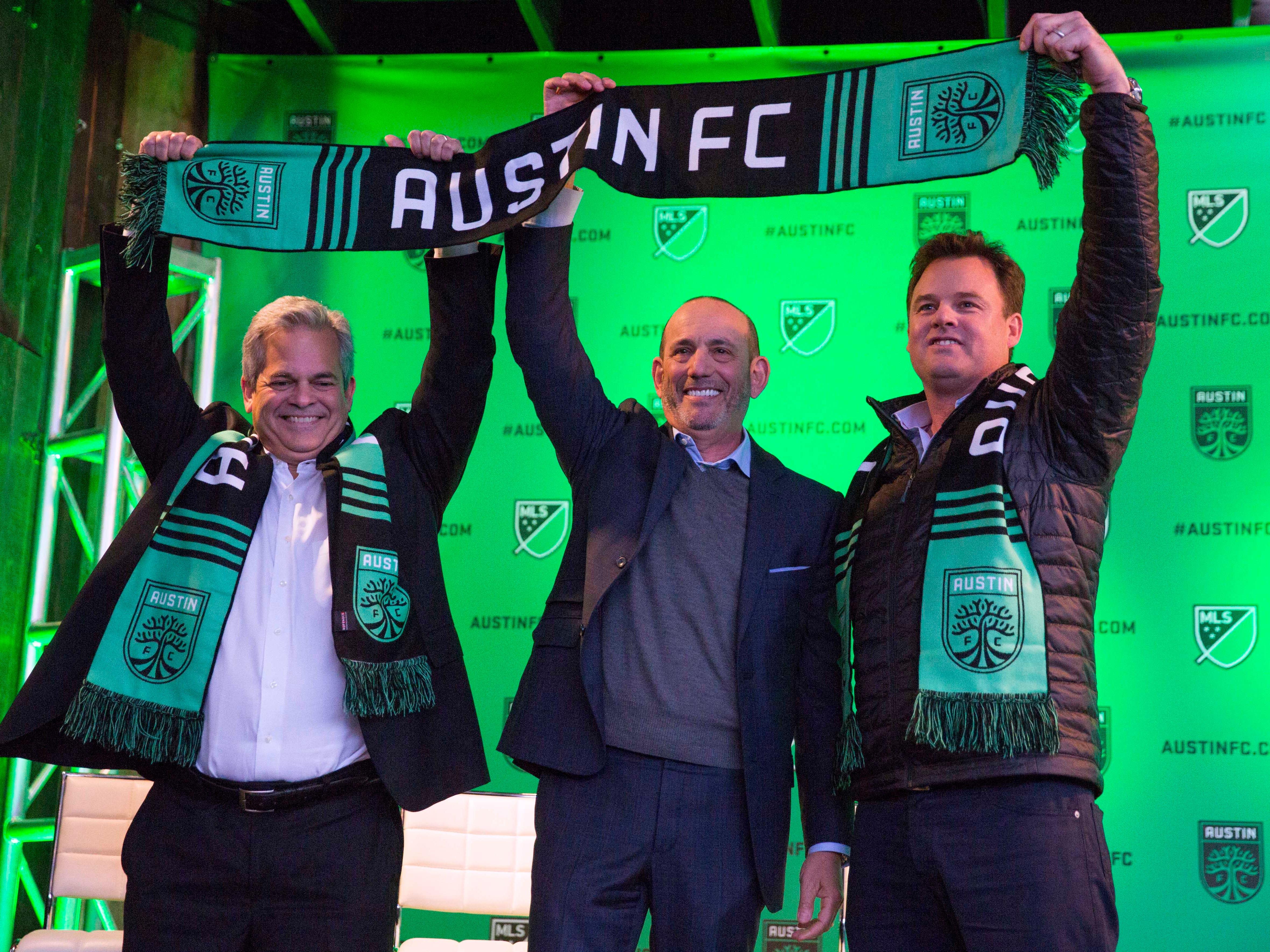 Major League Soccer formally announces Austin expansion team for 2021