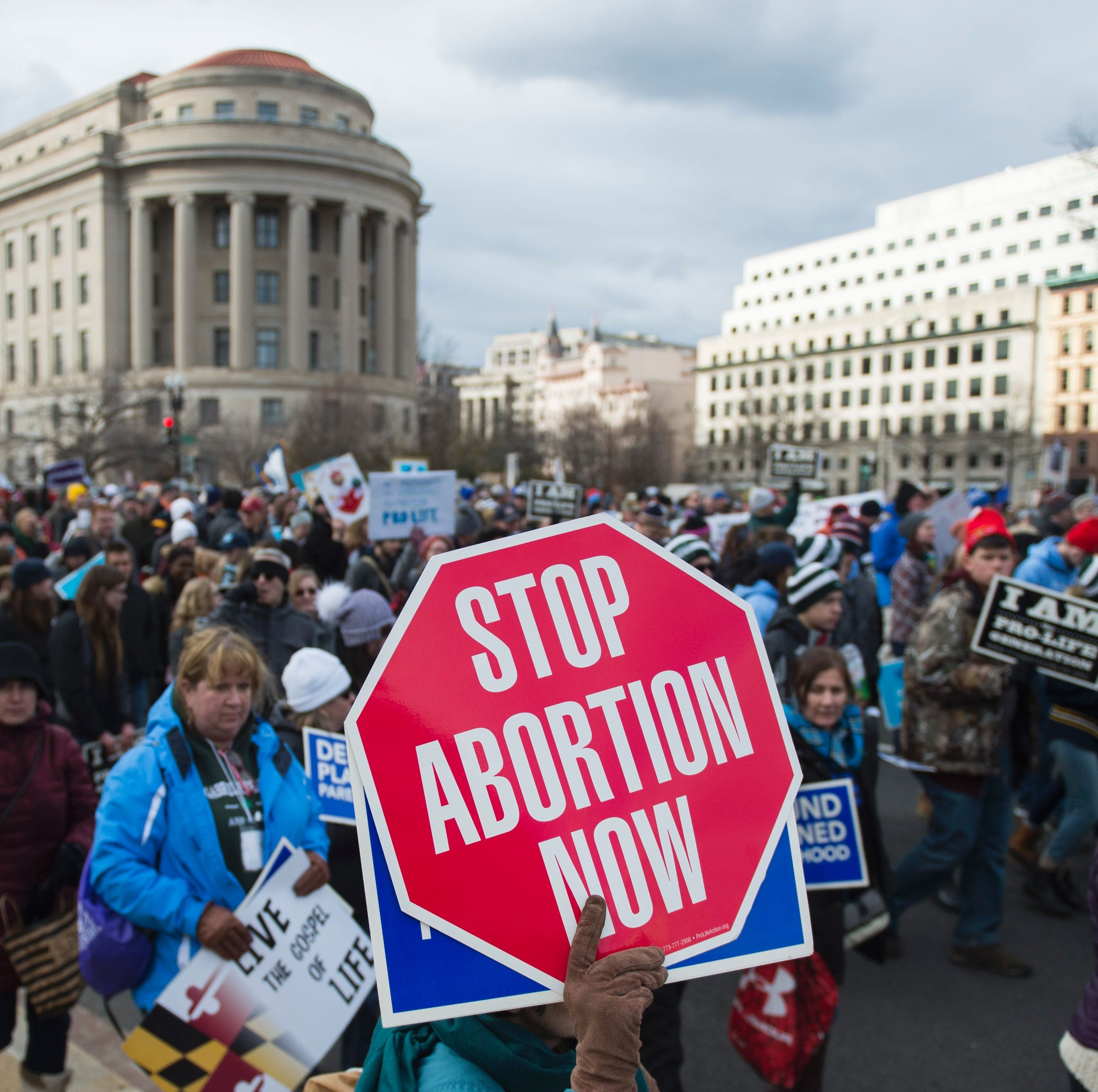 March for Life: Science has changed since Roe v. Wade, now abortion laws must change