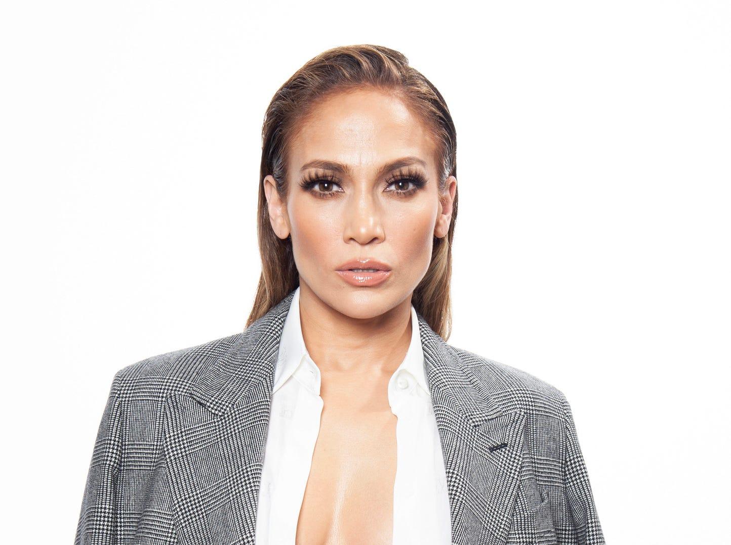 Jennifer Lopez turns 50 on July 24.