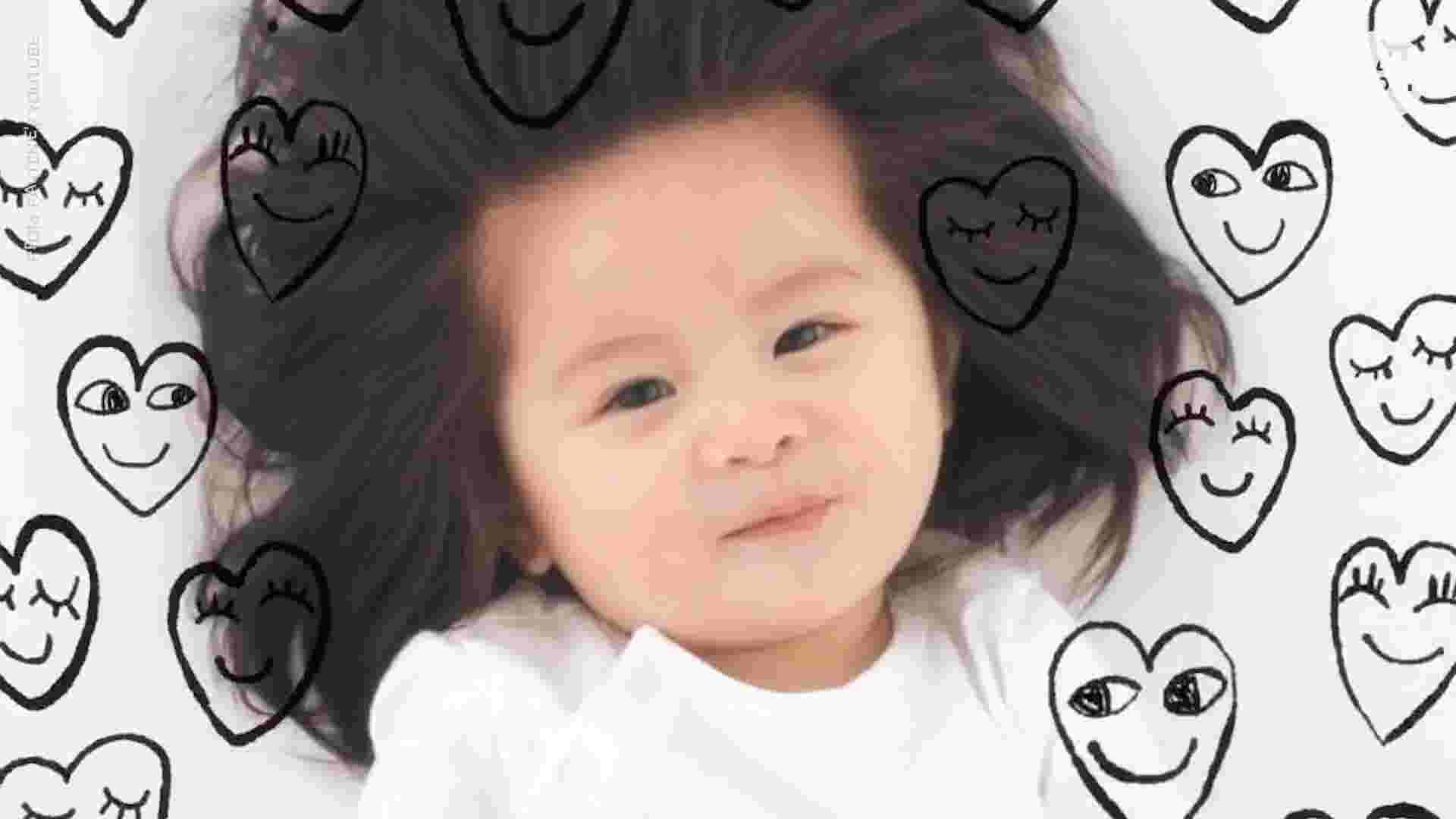 Baby Chanco S Viral Long Hair Lands Her Pantene Ad In Japan