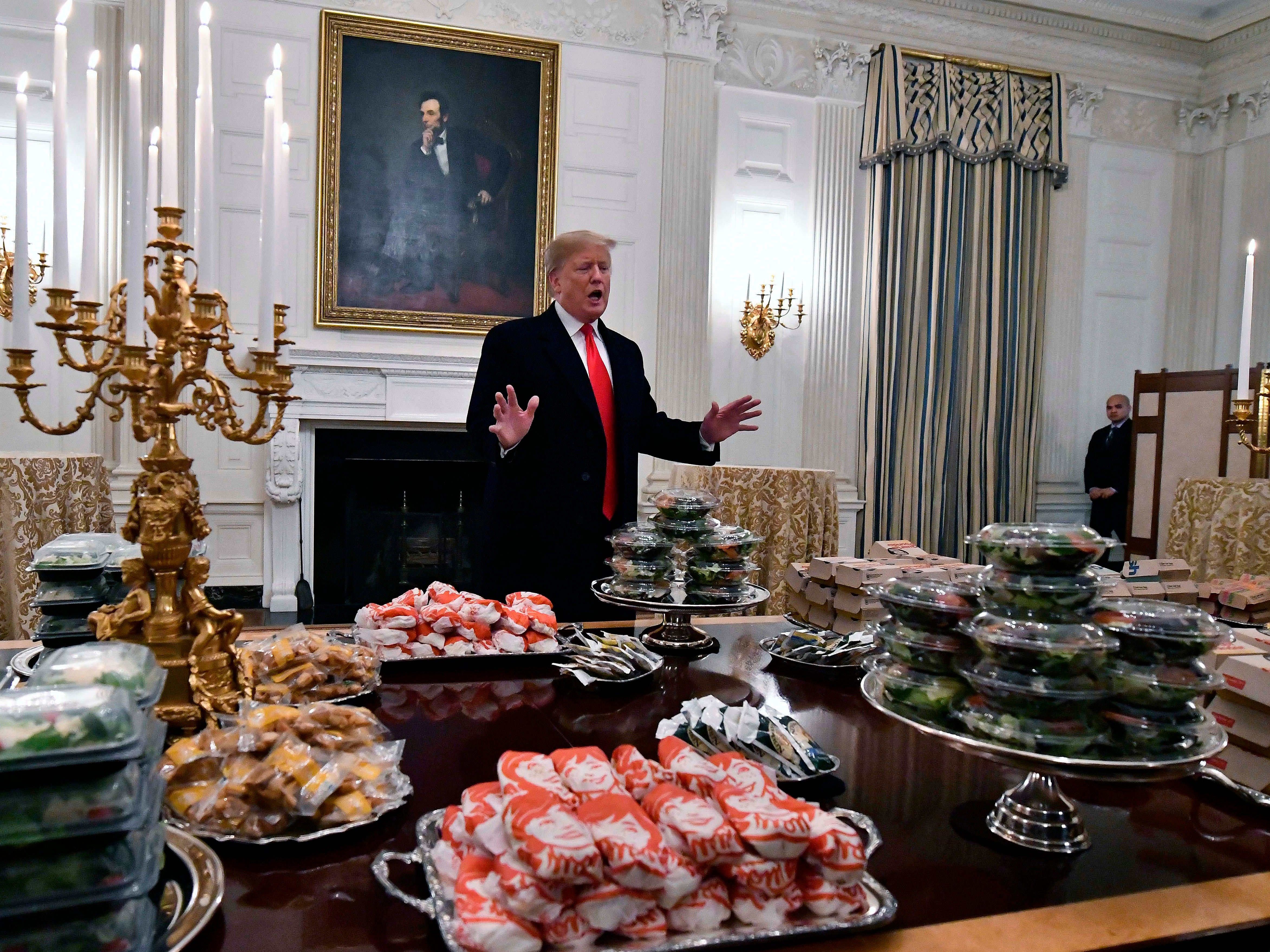Burger King's Donald Trump grilling: Why fast food loves social snark, hamberders and all