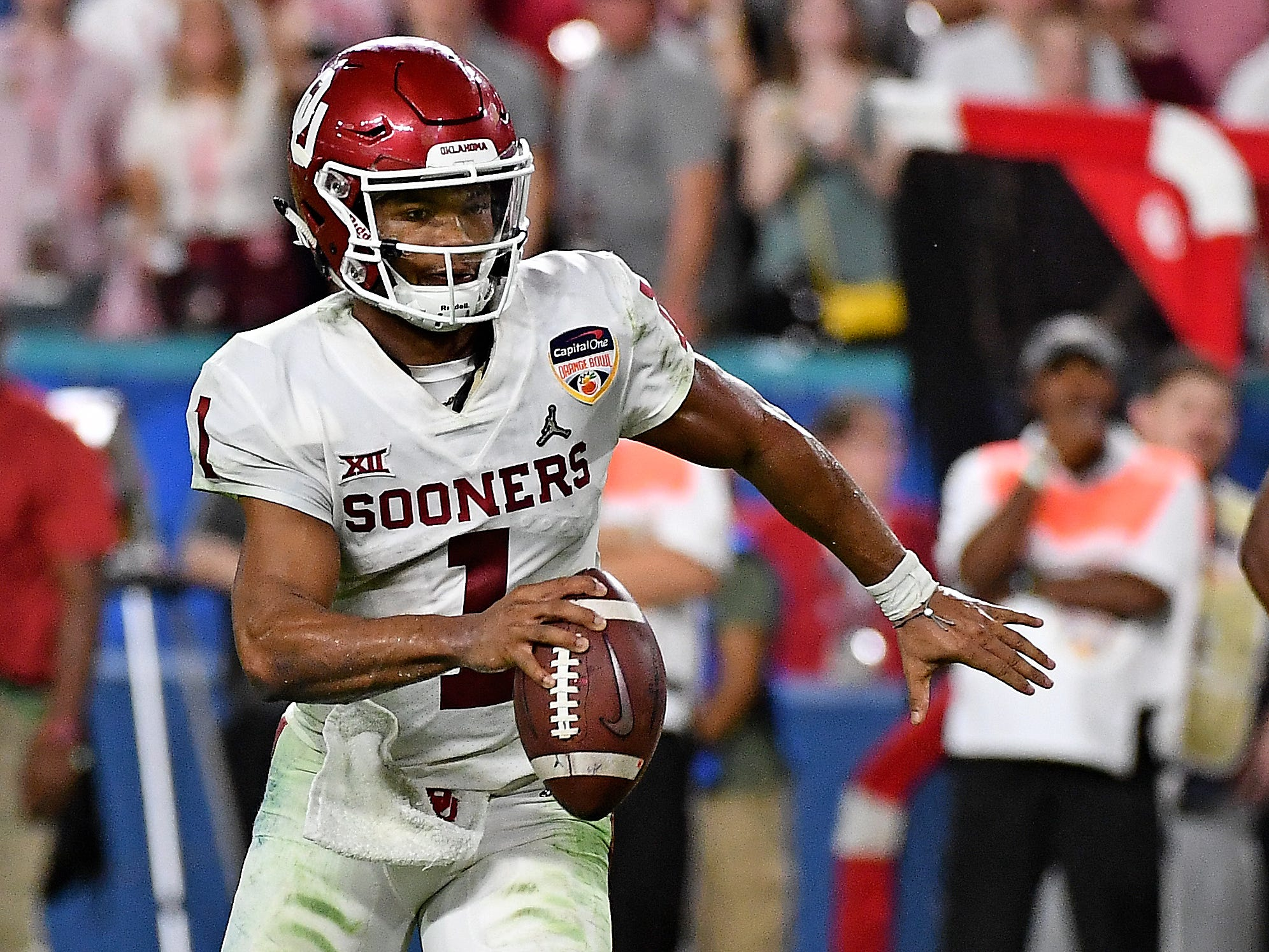 6. Giants — Kyler Murray, QB, Oklahoma