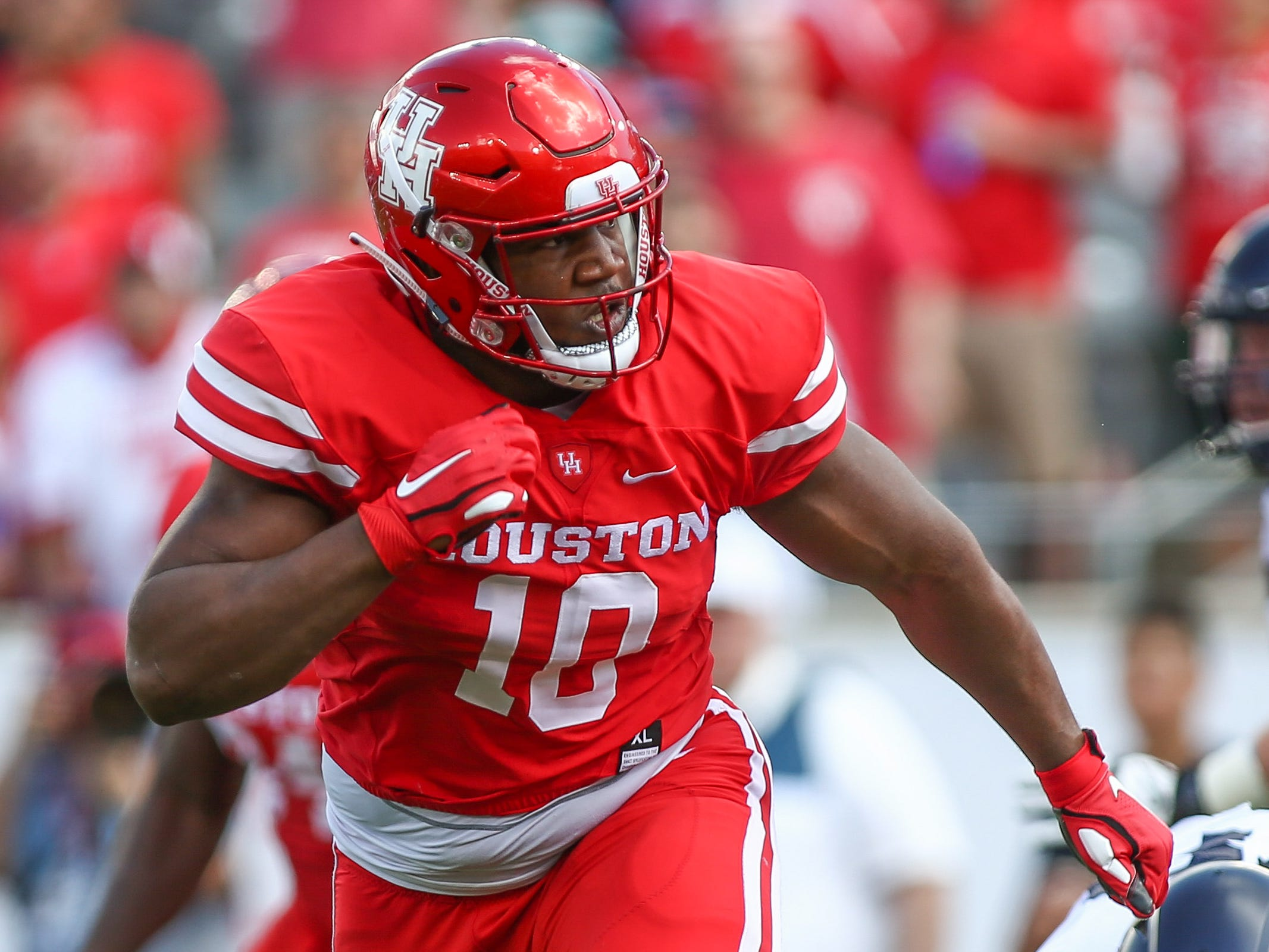 7. Jaguars — Ed Oliver, DT, Houston