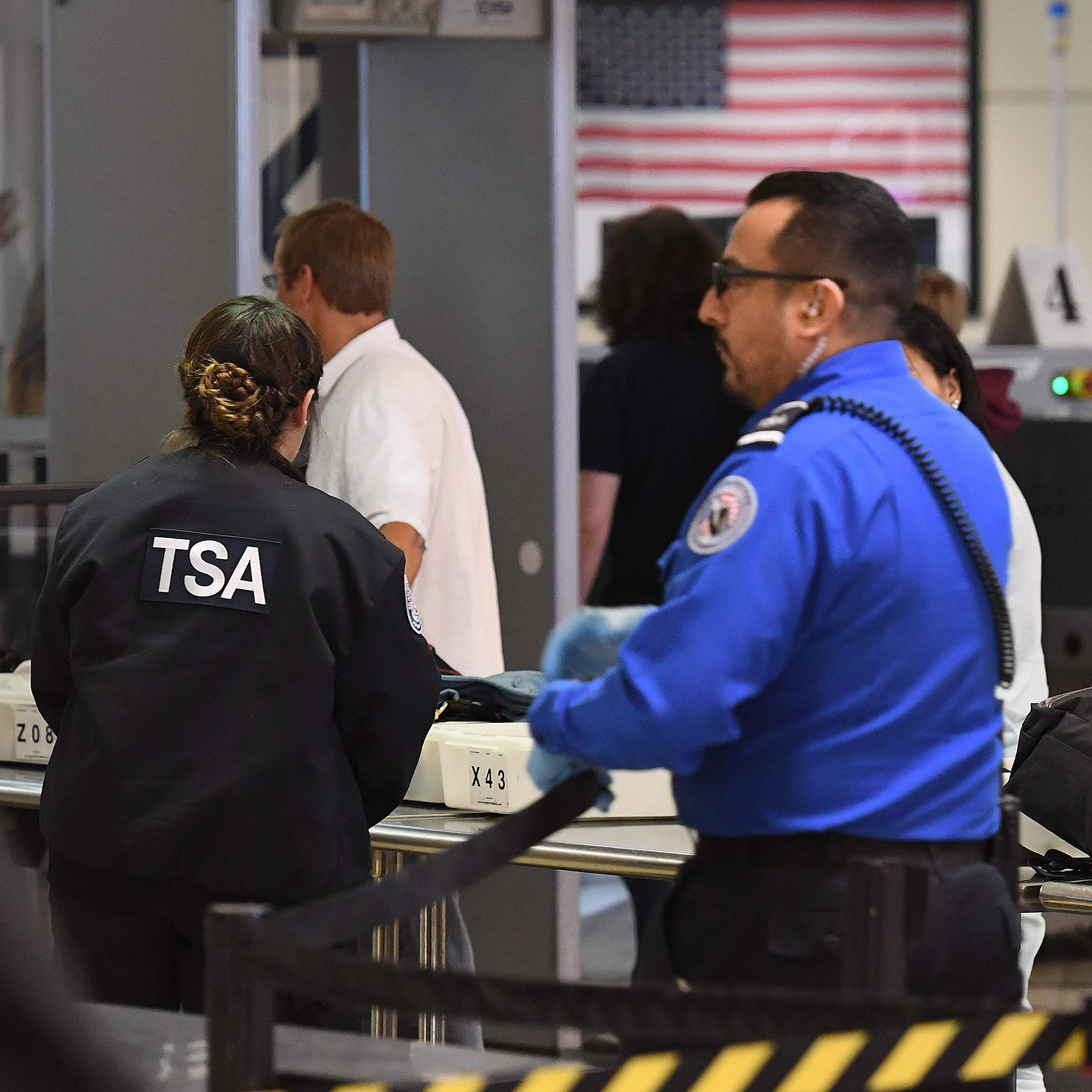 Shutdown is building a wall — at TSA airport checkpoints | Editorial
