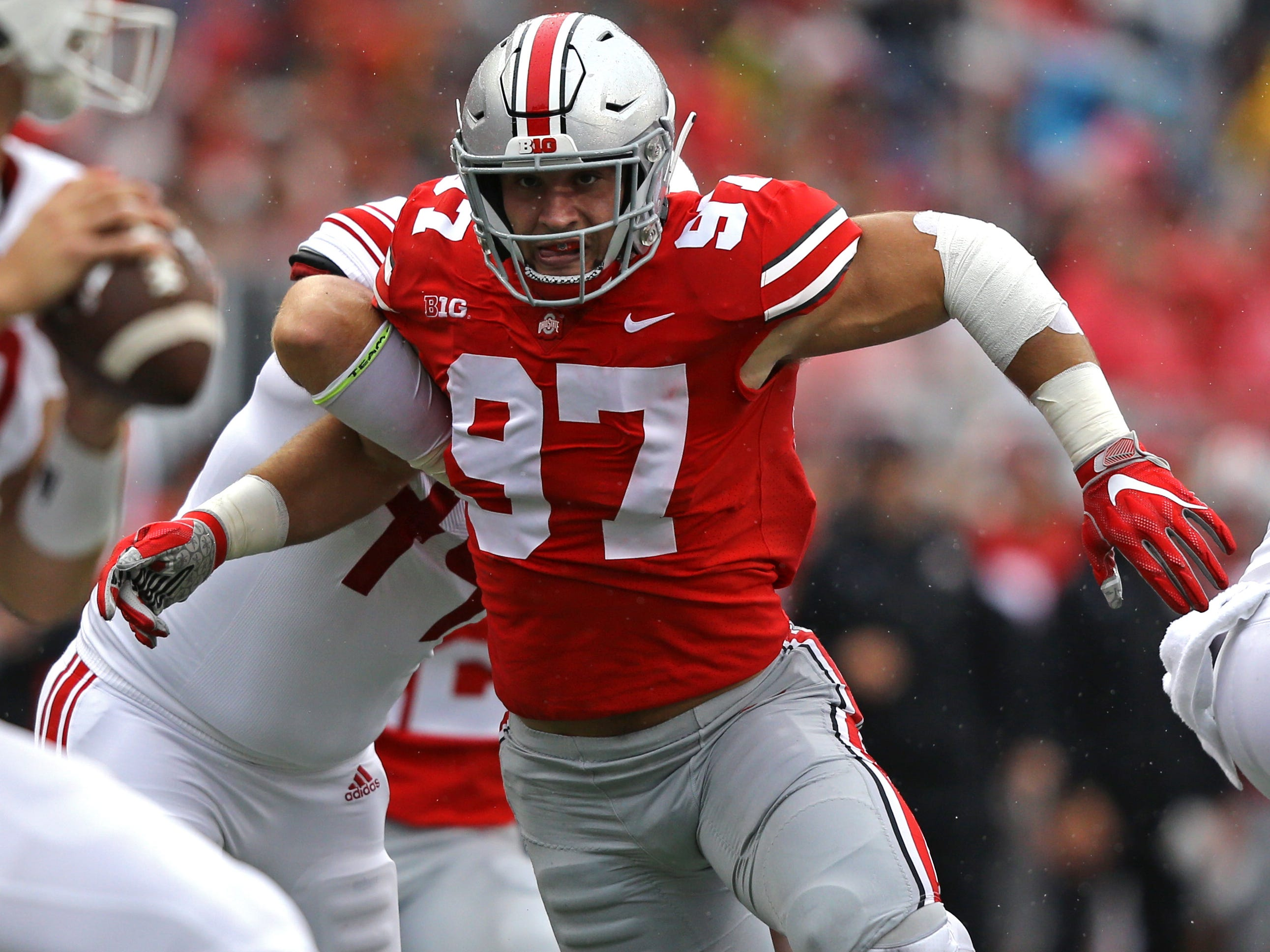 3. Jets — Nick Bosa, DE, Ohio State