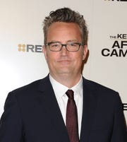 Matthew Perry turns 50 on Aug. 19.