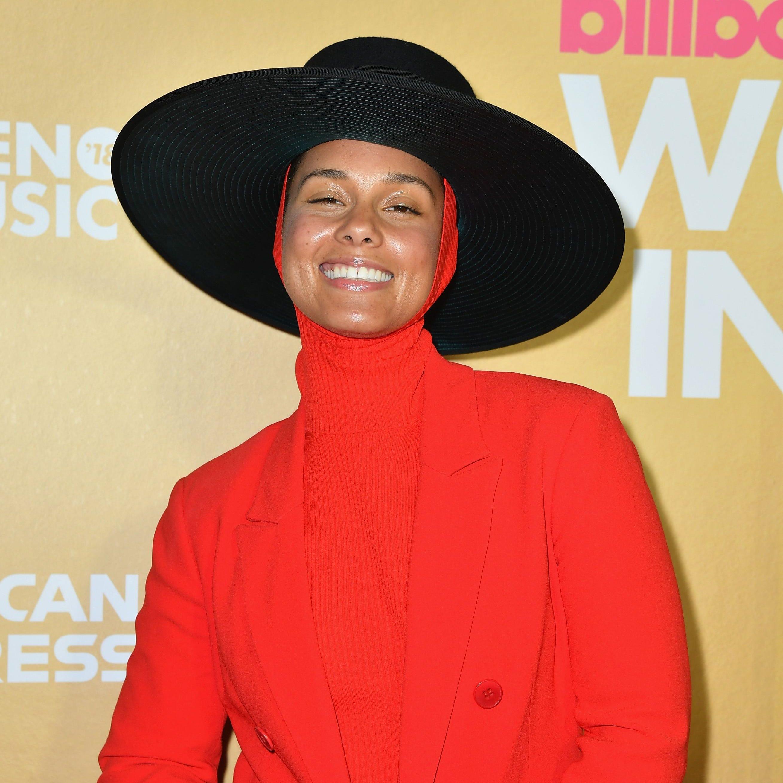 Alicia Keys is hosting the Grammy Awards on Feb. 10
