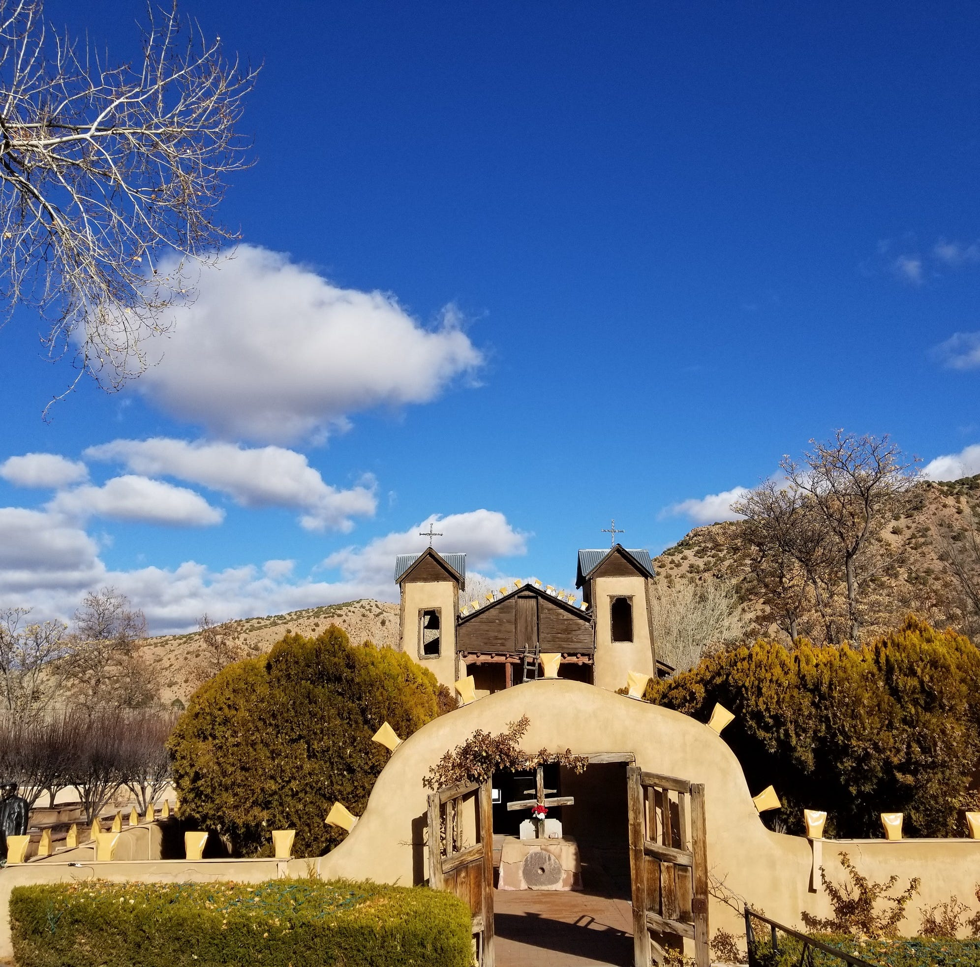 Visit New Mexico, the land of enchantment