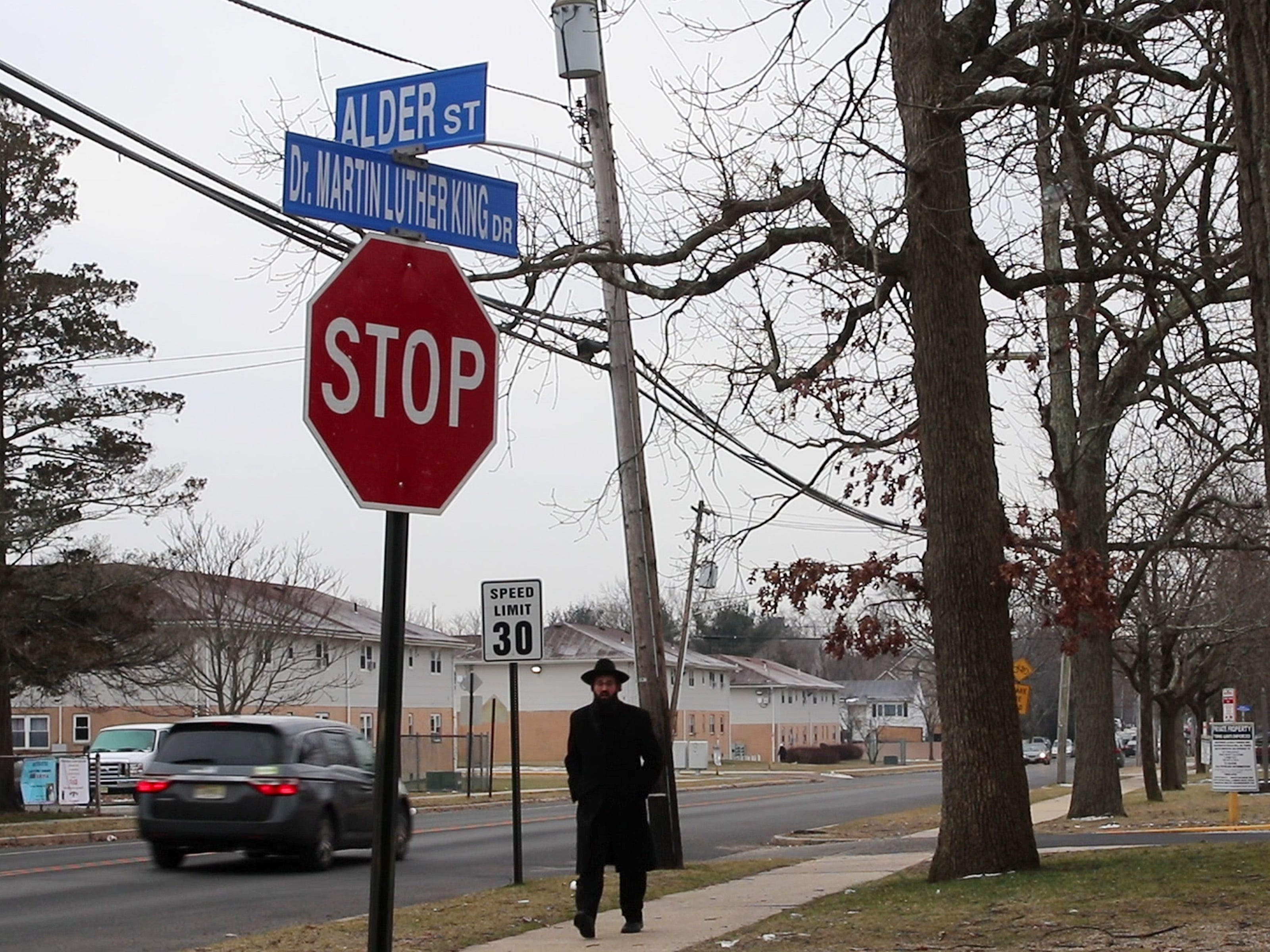 JoNancy Drummer of Lakewood describes how Lakewood and Dr. Martin Luther King Drive changed over the years in Lakewood, NJ Wednesday January 16, 2019. View of Dr. Martin Luther King Drive in Lakewood.