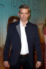 Michael Broderick at premiere of HBO's 'True Detective'