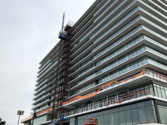The Asbury Ocean Club, under construction in Asbury Park, is hiring a general manager for its hotel.