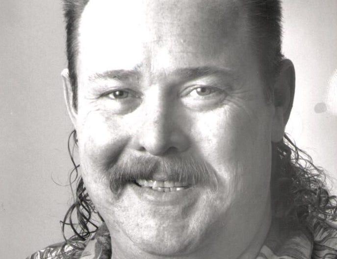 Buff Hackney on April 27, 1992.