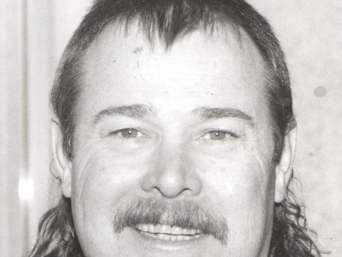 Buff Hackney in 1988.