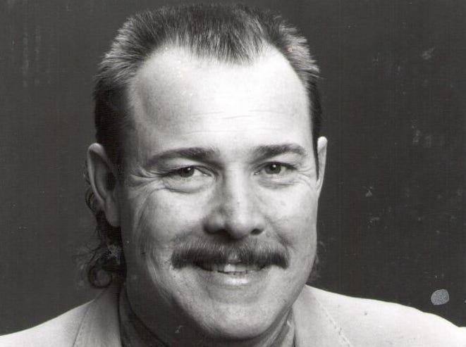 Buff Hackney on March 9, 1990.