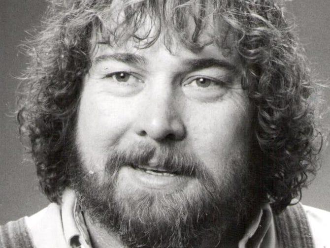 Buff Hackney on March 15, 1988.
