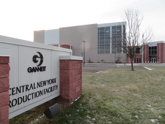 Gannett Corp.'s former Johnson City printing plant will be bought by an industrial hemp processor that will spend $12 million on renovations.