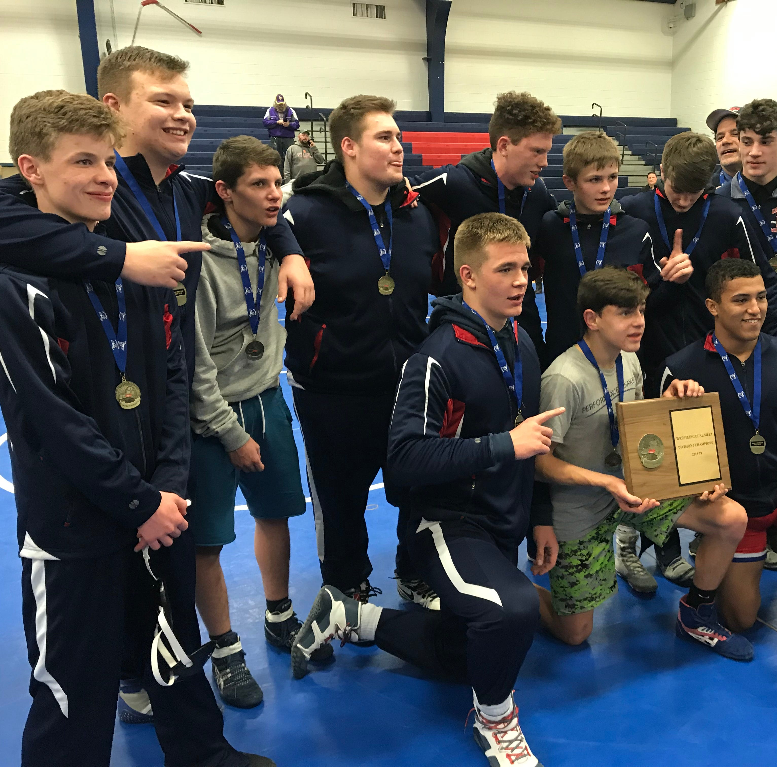 H.S. Wrestling: 4th-seeded Chenango Forks pulls shocker in D-I tourney