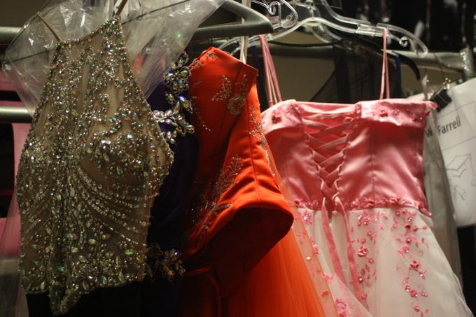 Binghamton Hs Club Collects Over 100 Used Prom Dresses