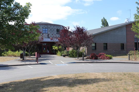 Gordon Elementary School in North Kitsap School District is near capacity. The school board on Jan. 10, 2019,  approved purchase of four acres adjacent to the school for future expansion.