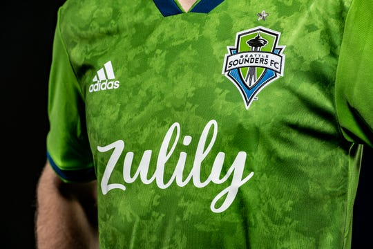Zulily, an online retailer, will be the new jersey sponsor for Seattle Sounders FC.