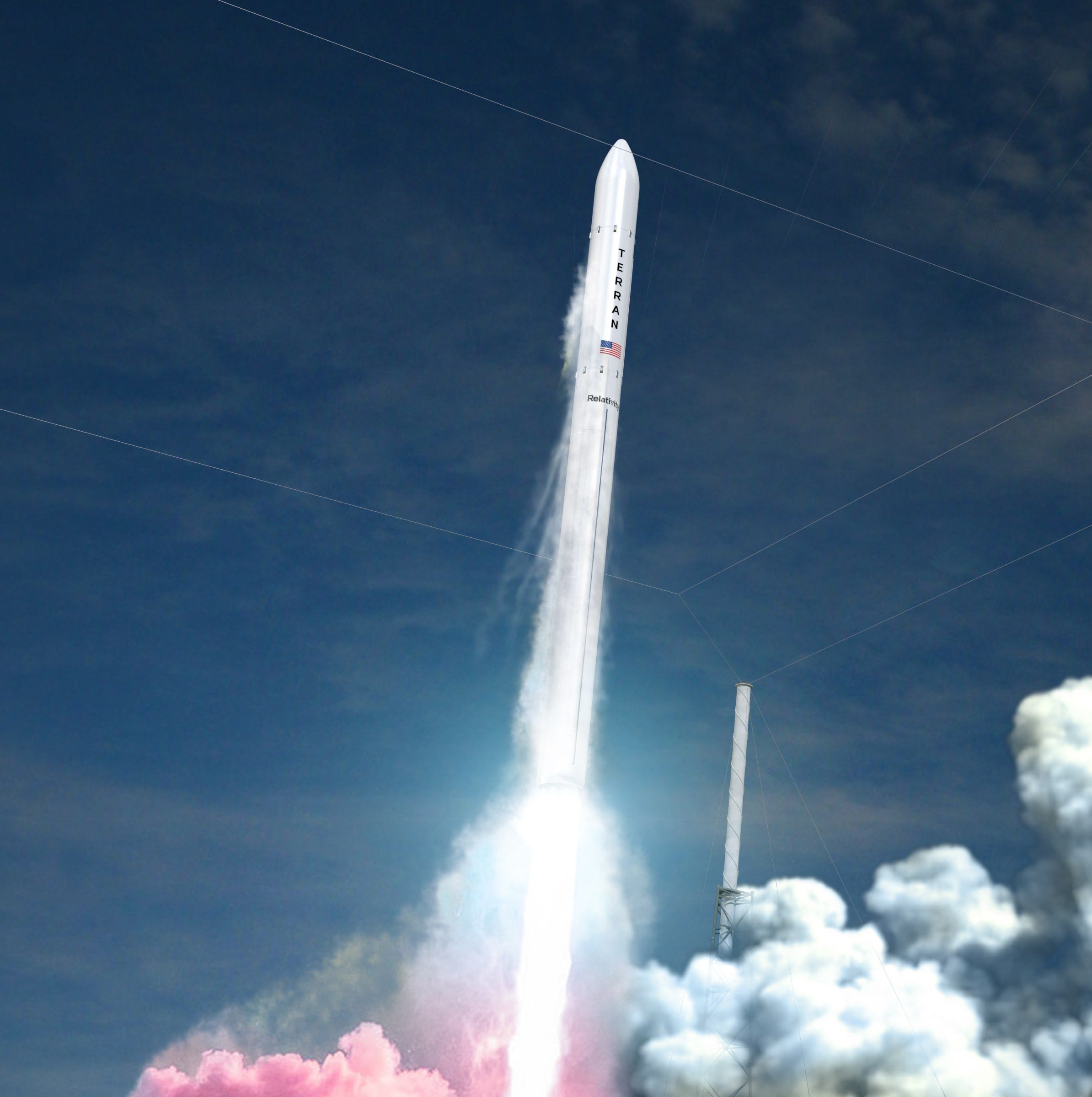 New Cape Canaveral rocket launcher Relativity reveals first contract