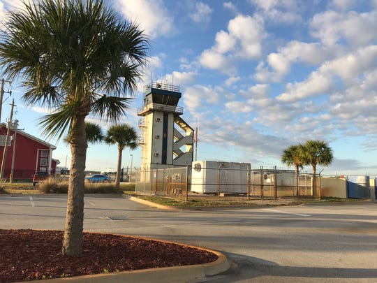 The Titusville-Cocoa Airport Authority is reviewing its policy for inventory control following the recemt resignation of two employees.