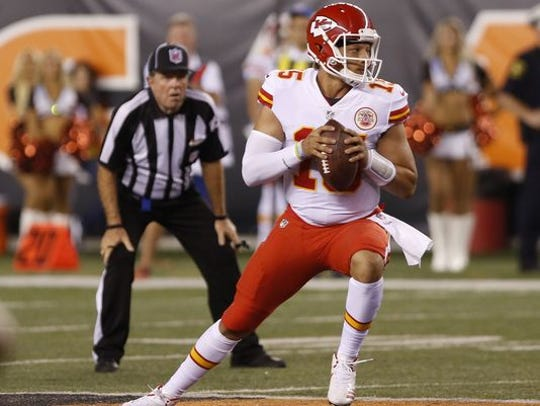 A win by the Kansas City Chiefs over the New England Patriots, as well as a New Orleans win over the Los Angeles Rams could be good for Melbourne company
