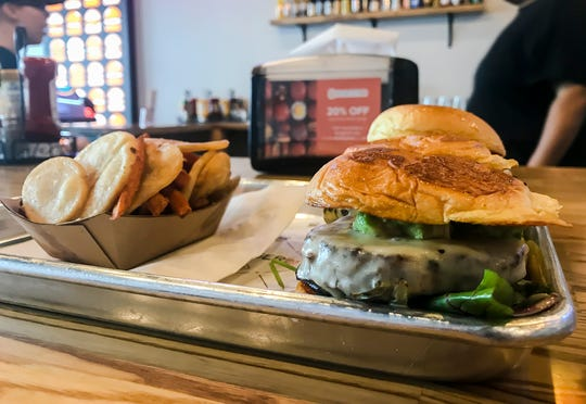 Burgerim of Corpus Christi opened at 6418 S. Staples Street in January 2019. The restaurant serves 3 ounce burgers, fries, onion rings, salads and wings.