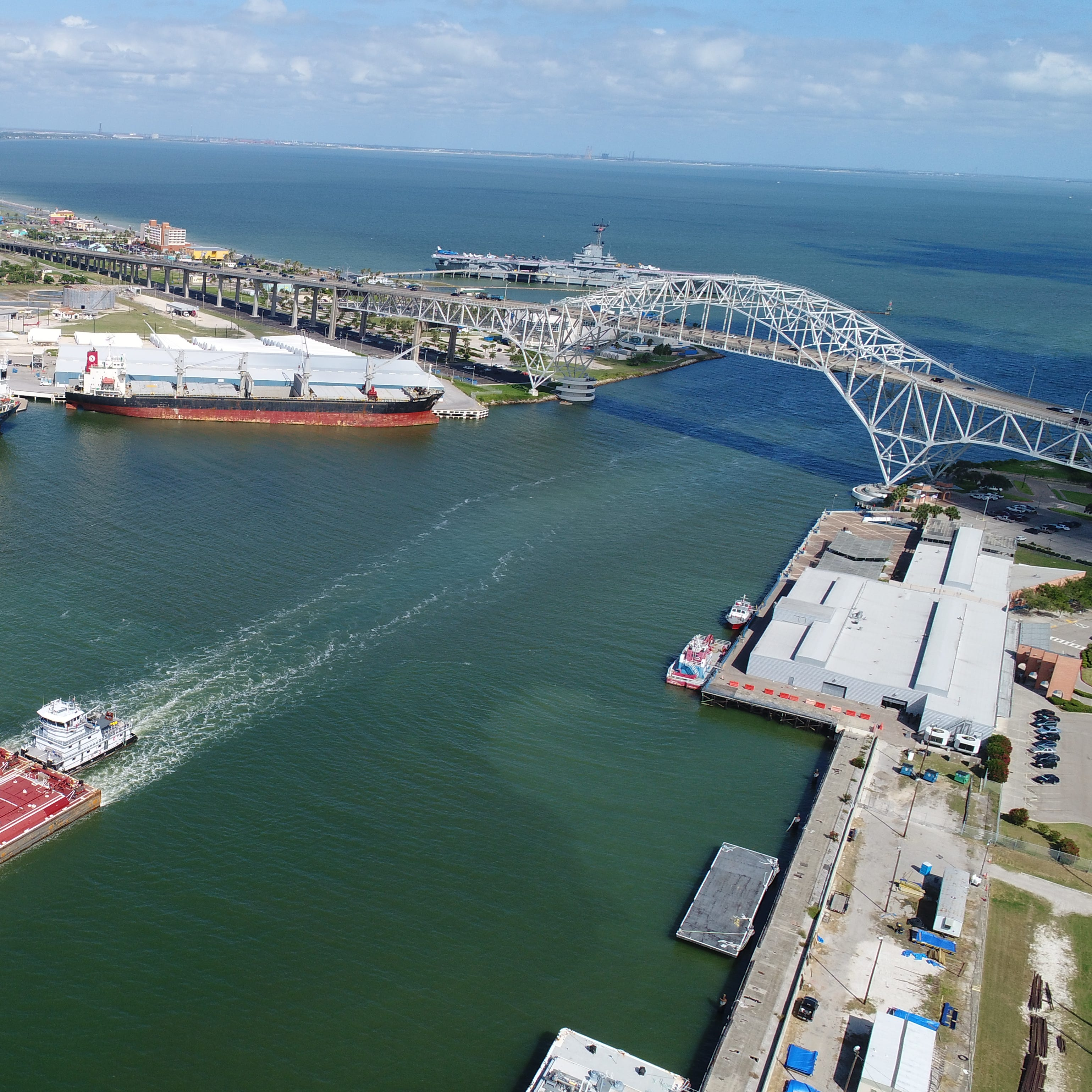 Is a legislative hostile takeover of the Port of Corpus Christi underway?