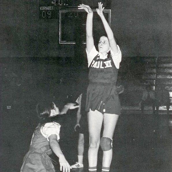 Paul VI grad Mary Scharff was a basketball legend as player, coach