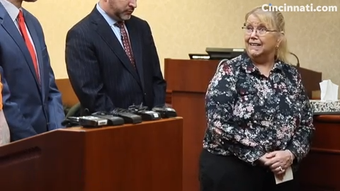 The family members of Sharon McCleary and Maegan Motter delivered emotional testimony at the sentencing of James Geran, who pled guilty to murder.