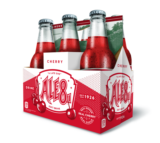 Cherry Ale-8-One now available in Ohio Krogers