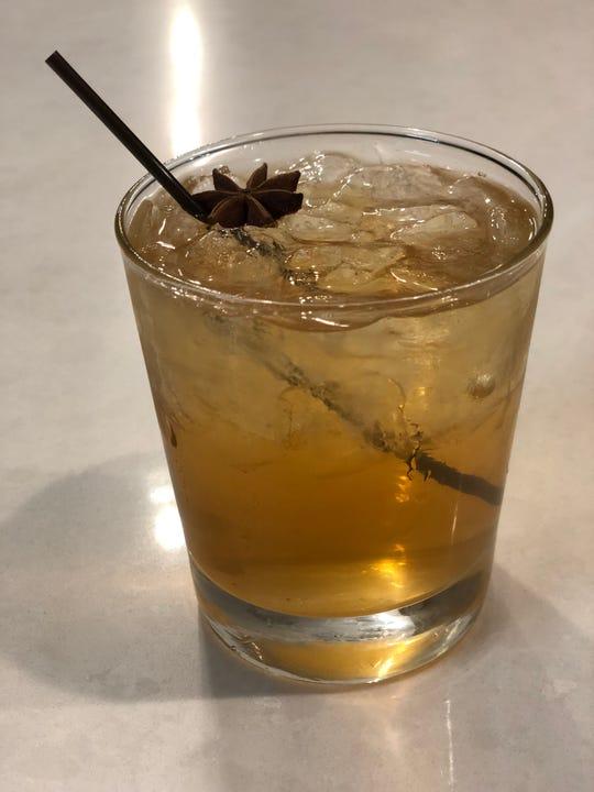 Boozy Chai Cocktail recipe