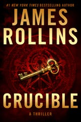 Crucible cover.
